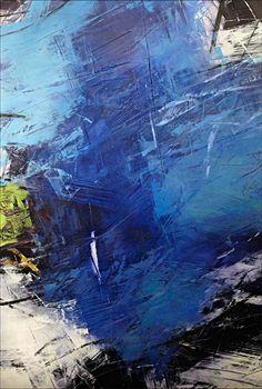 """Vivid Blue"", by Ivo Stoyanov"