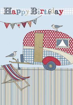Vintage caravan craft by Vintage Caravans, via Flickr