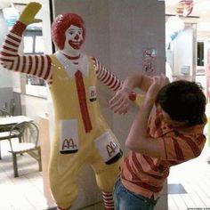 Ronald McDonald's Life, publiée le 20 Juillet 2012