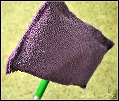 sew a swiffer cover