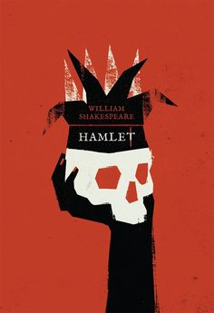 Book cover for Hamlet- I like the texture in the brushes, but also the simplicit. - anne-sophie gillet - - Book cover for Hamlet- I like the texture in the brushes, but also the simplicit. Japon Illustration, Graphic Design Illustration, Book Cover Art, Book Art, Cool Book Covers, Best Book Cover Design, Beautiful Book Covers, Poster Minimalista, Plakat Design