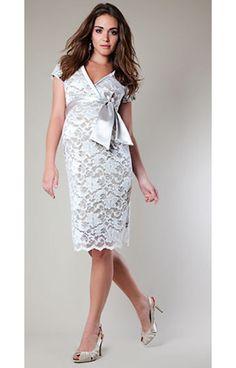 grace dress lace maternity