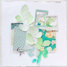 On the blog today >> this gorgeous layout by Kim. Check out the full post for all the details and her insider tips!! @neroliskye #mhdesignteam #maggieholmes #cratepaper #openbook