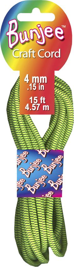 """Bungee Cord 4mm Use with end clips to make """"curtain rod"""" for valances in camper."""