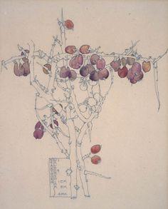 Charles Rennie Mackintosh, Stagthorn, 1914