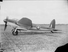 AUG 25 1942 Perils of low level Mosquito bombing Mosquito plane