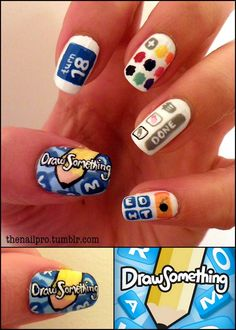DrawSomething nails?!!