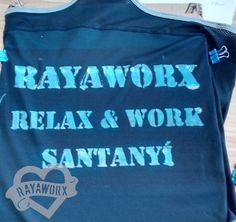 Coworking ist gegenseitiges Unterstützen • Support für Heike beim Women's Marathon #261wm in Palma #relaxandwork