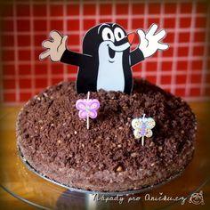 Krtkův dort - Mole's cake Cereal, Food And Drink, Breakfast, Cake, Morning Coffee, Kuchen, Torte, Cookies, Cheeseburger Paradise Pie