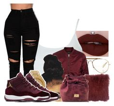 """""""Untitled #2342"""" by kayla77johnson ❤ liked on Polyvore featuring Topshop, CÉLINE, Acne Studios and Michael Kors"""