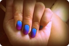 #ombre#nails