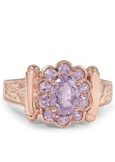 Rose Gold Ingela Ring