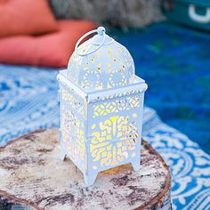 Sweet lamp Marocco style