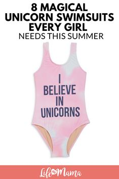 391e712c8da97 8 Magical Unicorn Swimsuits Every Girl Needs This Summer  unicorn  swimsuits   bathingsuits