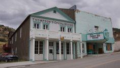 pioche nevada opera house | Old Thompson Opera House and Gem Theater (Pioche, Nevada) | Flickr ...