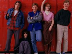 Which Breakfast Club Character Are You? Take this quiz to find out which John Hughes' Breakfast Club character you are! Breakfast Club Characters, The Breakfast Club, Iconic Movies, Great Movies, Scenario Game, Universal Parks, Molly Ringwald, Brat Pack, Playbuzz