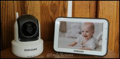 Samsung Techwin BrightVIEW Baby Video Monitoring System Review ~ Perfect Gift For Mother's Day!