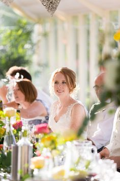 Beautiful English Garden Wedding | Victoria Phipps Photography | Bridal Musings Wedding Blog35