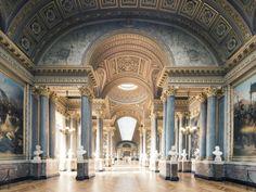 VERSAILLESADNESS Galerie des Batailles, Château de Versailles. Source: versaillesadness