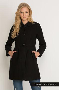 Kabát s patkou