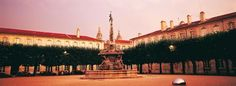 Place Stanislas, Place de la Carrière e Place de l'Alliance a Nancy sono iscritte nel Patrimonio Mondiale Unesco dal 1983  #UnaSettimanaUnsito #RDVFrance #ViaggiFrancia #Nancy #FranceUnesco #FranciaUnesco #Unesco #PatrimonioUnesco #PatrimonioMondialeUnesco