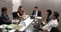 Blog da Audiodescrição: SDH discute futuro da audiodescrição no Brasil