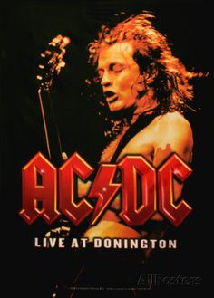 AC/DC Posters at AllPosters.com