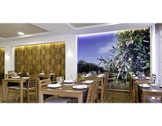 Salón Restaurante El Andaluz, Calpe. #Interiorismo #Decoración #Deco #Arquitectura