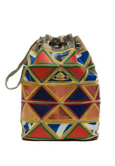 Vivienne Westwood duffle bag, Africa collection