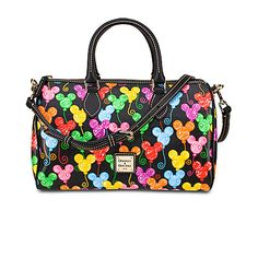 I adore Mickey Mouse!             Balloon Mickey Mouse Satchel by Dooney & Bourke | Handbags | Disney Store