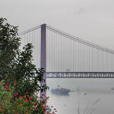 Bridge #bridge #bridge🌉 #boat #lisbon #lisboa #igerslisboa