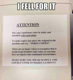 Best office prank#foolyourfriends