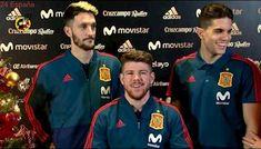 Tomas falsas del mensaje navideño de la selección española de fútbol