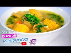 Sopas de Mondongo ¿Cómo se hacen? - YouTube Chefs, Thai Red Curry, Ethnic Recipes, Youtube, Food, Soups, Recipe, Cooking, Meal