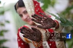 Sanam Baloch wedding photos of nikah days shes wearing red and white dress having Mehndi on her beautiful hands. Sanam Baloch Wedding, Red And White Dress, Mehndi Designs, Mehendi, Wedding Pics, Beautiful Hands, Bride, Celebrities, Amazing