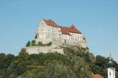 Burg zu Burghausen, Germany