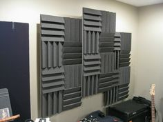 Designing a home recording studio