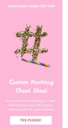 Struggling to work out which hashtags you should be posting? We have a custom hashtag cheat sheet that we will design just for you! Cheat Sheets, Pretty Good, Hashtags, Cheating, Just For You, Social Media, Blog, Design