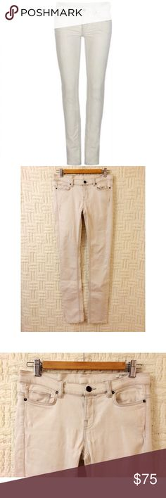 All Saints Chalk Pipe Skinny Jeans All Saints Chalk Pipe Skinny jeans size 30.  97% cotton, 3% elastane.  Preowned.  No trades.  {closet1} All Saints Jeans Skinny