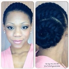 {Grow Lust Worthy Hair FASTER Naturally} ========================== Go To: www.HairTriggerr.com ========================== Flat Twisted All Around Gorgeous!!!