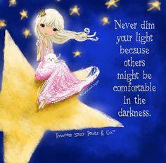 Shine Brightly Alway