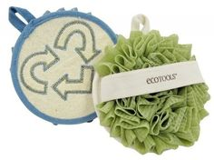 EcoTools EcoPouf Dual Cleansing Pad ** Click image to review more details.(This is an Amazon affiliate link and I receive a commission for the sales)