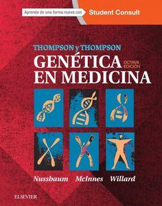 Thompson & Thompson. Genetica en Medicina (ebook)