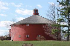 Round Barn on April 4, 2012 jalanday