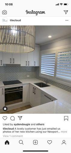 Back Gardens, New Kitchen, Kitchen Cabinets, Home Decor, Decoration Home, Room Decor, Cabinets, Home Interior Design, Dressers