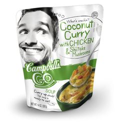 Campbell's moves to flexible #packaging 2 capture #millennials & @tumblr