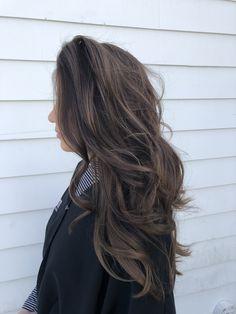 50 Hair colors and Hairstyles ideas - Aktuelle Damen Frisuren Brown Hair Balayage, Brown Blonde Hair, Brunette Hair, Hair Highlights, Brunette Color, 50 Hair, Hair Day, Blonde Haircuts, Hair Color And Cut