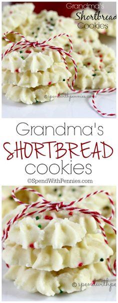 Grandmas Shortbread