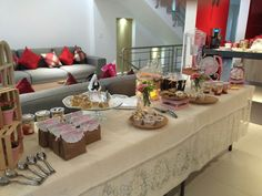 Cookie table