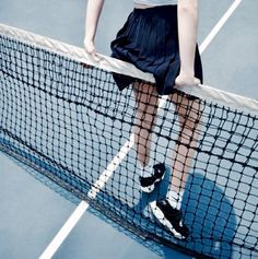 """Tennis Court - """"And talk it up like yeah"""""""